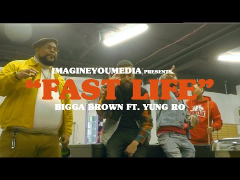 Jay Brown ft  Yung Ro - Fast Life MusicVideo | Shot By @ImagineYouMedia
