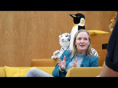 """""""Niets is onvermijdelijk"""", Marietje Schaake over toezicht op kunstmatige intelligentie."""