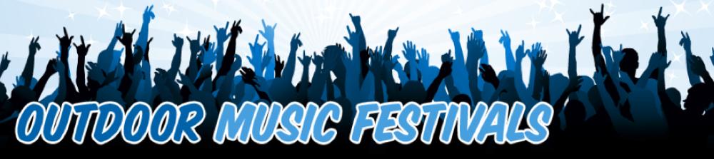 Outdoor Music Festivals