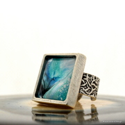 Fairytale Collection Ring Square