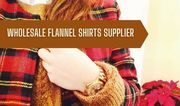 wholesale flannel shirt manufacturer usa