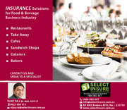 Insurance Solutions for Food & Beverage Business Industry