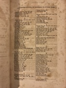 Exposition of Faith. Thomas Evans. 1826. Index.