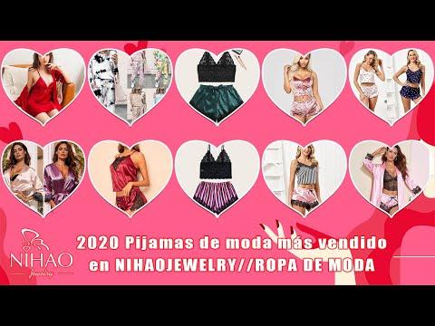 2020 Pijamas de moda más vendido en NIHAOJEWELRY//ROPA DE MODA