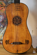 Stardivaria Baroque guitar