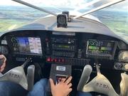 STOL CH 801: Dual yoke controls