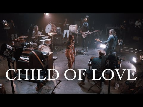 We The Kingdom - Child of Love (feat. Maverick City Music) (Live Album Release Concert)