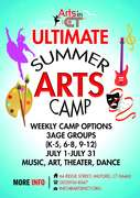 Ultimate Summer Arts Camp
