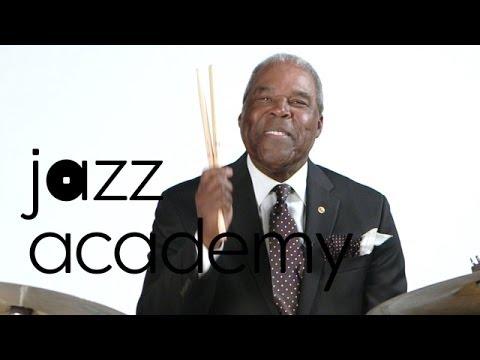 Michael Carvin Remembers Papa Jo Jones