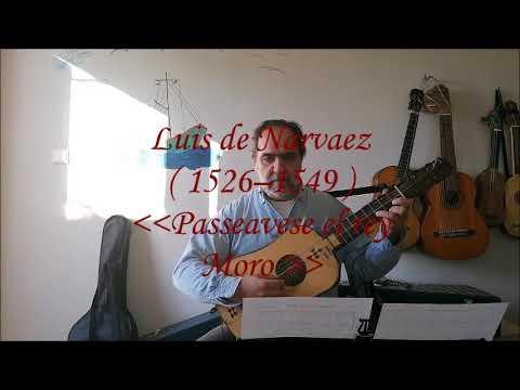 Passeavese el rey Moro - Luis de Narvaez
