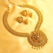 Amazing Temple Jewellery Designs at Mirraw