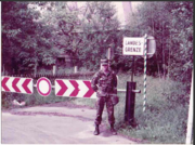 Tom Stoker @ the Czech border
