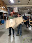 Zenith Rudder Workshop