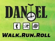Walk Run Roll for Daniel