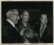 Paul Boesch honored as Mr. Sportsman
