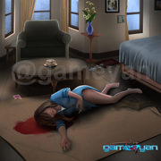 Murder Mystery - 2D Puzzel Game by GameYan Game Assets Creation Cape Town, South Africa.