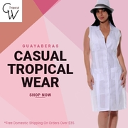 Clothing - Casual Tropical Wear