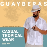 New Arrivals - Casual Tropical Wear