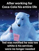 Fired by Coke!