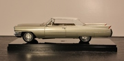 Jason Edge 1964 Coupe de Ville Model Car -3