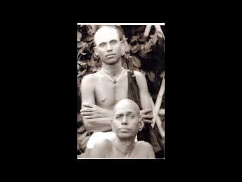 Annamalai Swami (1) - Self Alone is Real - Ramana Maharshi - Advaita - Part 1