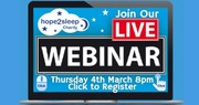 Hope2Sleep Charity's Free Online Webinar