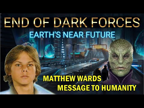 Earth's Near Future (2021) -  End of Dark Forces