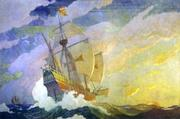 Beyond Uncharted Seas Columbus Finds a New World