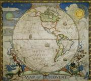 Map of Discovery--Western Hemisphere
