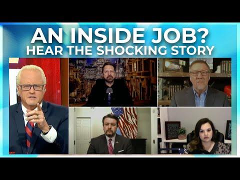 FlashPoint: AN INSIDE JOB? with Abby Johnson, Sen. Rapert, Dutch Sheets and Mario Murillo
