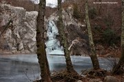 Ice Waterfall_santa barbara