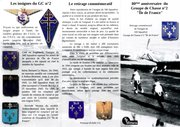 Insignia of the RAF (French) Squadron 340 FAFL GC2 Ile de France