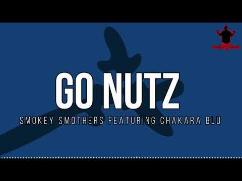 Go Nutz Feat. Chakara Blu (Lyric Video) Prod. By DizzyBoy