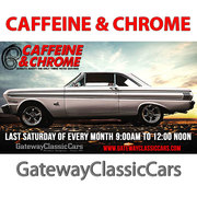 CAFFEINE & CHROME