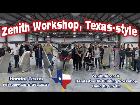 Follow-up video: Zenith Workshop, Texas-style