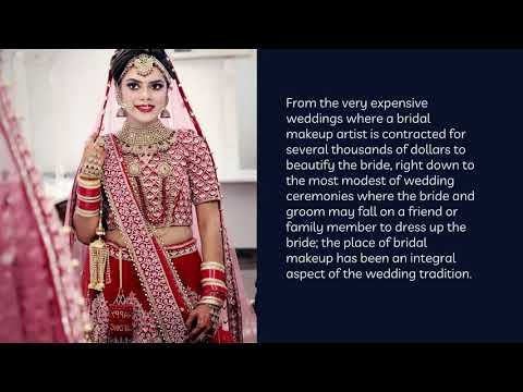 Importance Of Getting A Bridal Makeup Artist