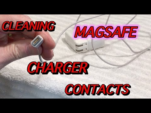 TIPS & TRICKS FOR YOUR MAC CLEANING THE APPLE MAGSAFE CONNECTOR