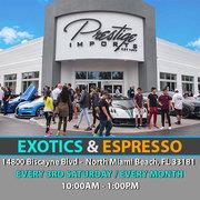 Exotics & Espresso