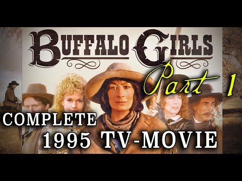 """""""Buffalo Girls"""" - Part 1 - 1995 Calamity Jane Western Mini-Series"""