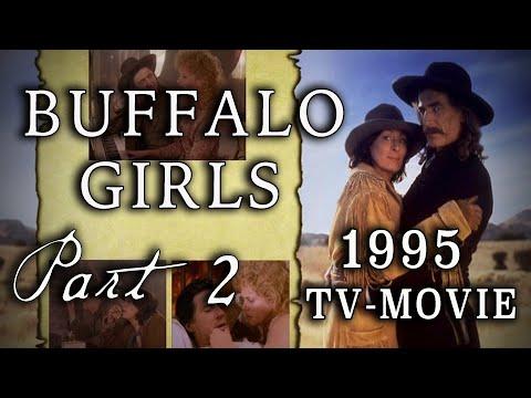 """""""Buffalo Girls"""" - Part 2 - 1995 Calamity Jane Western Mini-Series"""