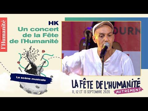 HK en concert au Kilowatt - Fête de l'Humanité 2020