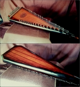 Early 80s built psaltery