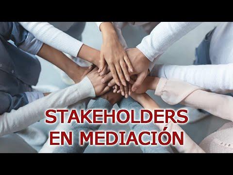 STAKEHOLDERS en MEDIACIÓN | Gemma Pons | Gestión Inteligente de Conflictos