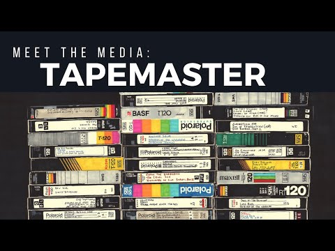MEET THE MEDIA: TAPEMASTER INTERVIEW 2019