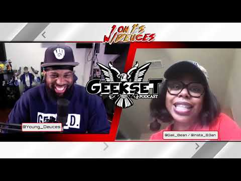 Gail Bean talks Snowfall, Atlanta, Insecure, Acting & more | Sn 3 Ep.7 | 1 on 1's w/Deuces