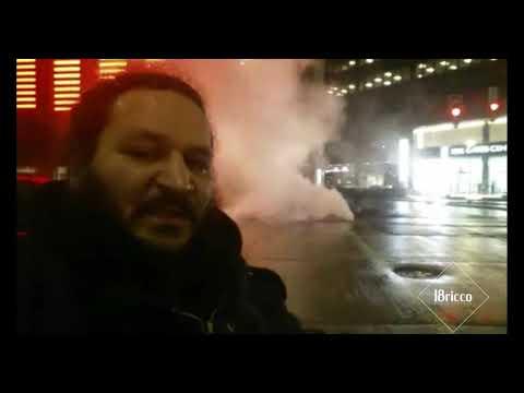 Steam Pipe Break 2017