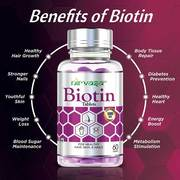 Use Biotin Capsules For Healthy Hair, Skin And Nails