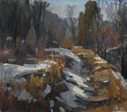 Winter Light 20x24