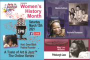 Gwen Black Arts/Arts and Jazzfest NYC™