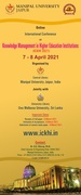 Online International Conference on Knowledge Management in Higher Education Institutions